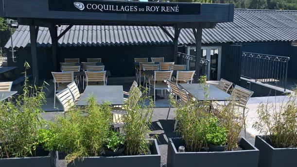 restaurant Les Coquillages du Roy René
