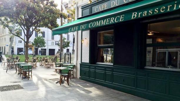 restaurant Café du Commerce