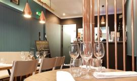 restaurant Cuisine contemporaine